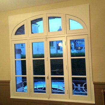 Fenêtres sur-mesure classiques - Coudray Fermetures